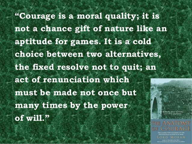 28 Great Book Quotes On Courage