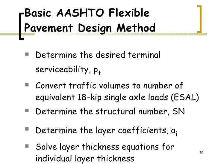 pavement design This manual provides background information pertaining to pavement design it also includes guidance for performing pavement surveys, preparation of design recommendations, and submittal of the materials design recommendations (mdr) report (formerly called the soils letter) it is based on past mn/dot experience, the experience of other groups and agencies with similar requirements, and the.