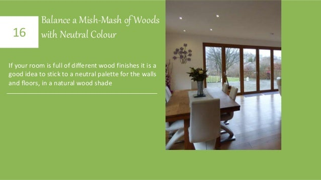 wood finishes automatically matches them together  19. 28 rules for mixing and matching wood furniture finishes