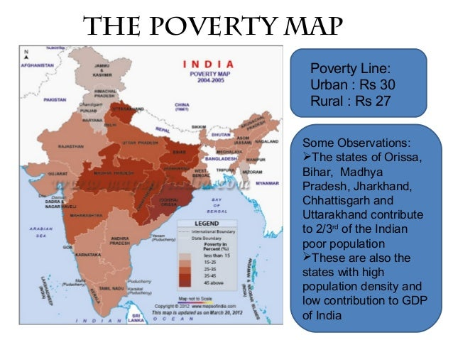 Urban poverty causes and solutions