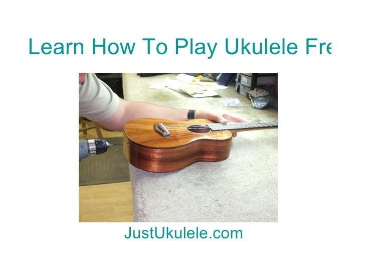 Train Soul Sister Ukulele Chords