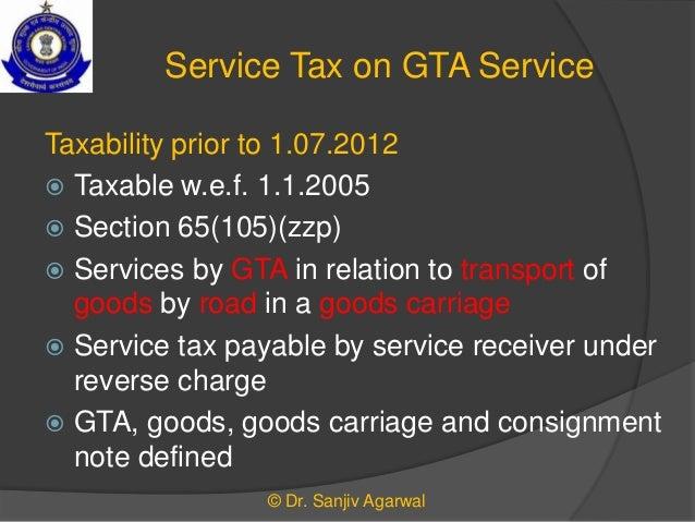A Presentati... Reverse Charge On Gta