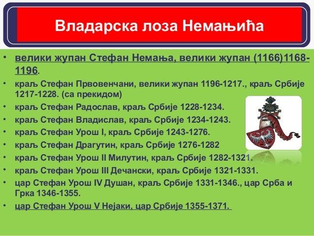 29.Србија у доба Немањића Slide 3