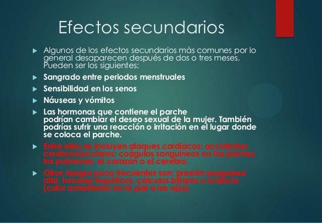 29. Anticonceptivos Hormonales (07/Oct/2013)