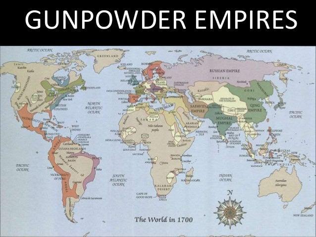 gunpowder empires Islamic gunpowder empires (paperback) islamic gunpowder empires provides  readers with a history of islamic civilization in the early modern world through a.