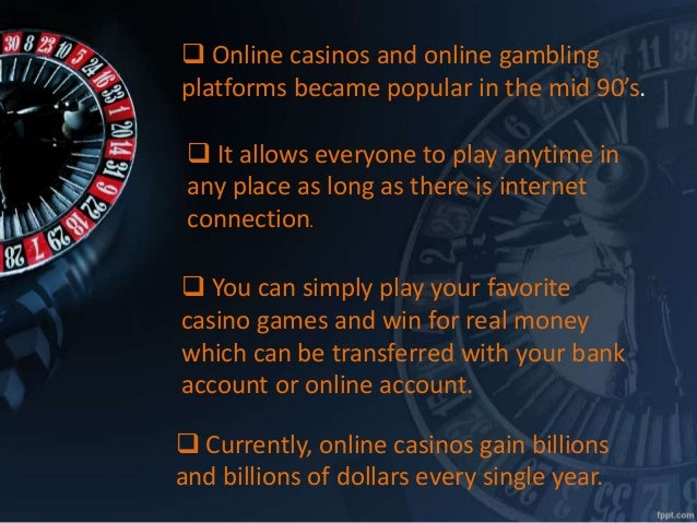 What types of online gambling are there hotel downtown casino windsor