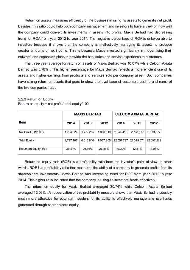 celcom group financial analysis View notes - celcom ratio analysis from baba baba at ucsi financial accounting and analysis group assignment may semester 2014 1 introduction page 0 of 36 financial.