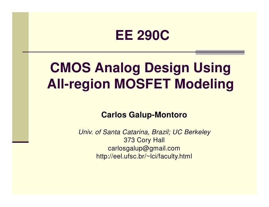 Design Of Analog Cmos Integrated Circuits By Behzad Razavi Ebook