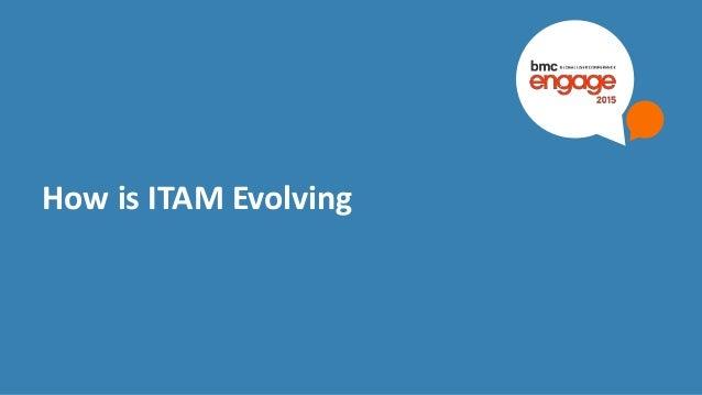 © Copyright 9/10/2015 BMC Software, Inc3 How is ITAM Evolving