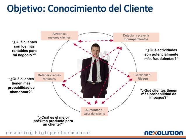 Captura Predicción Acción … … Data Collection Decision Management Collaboration & Deployment Services Plataforma Informaci...