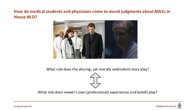 Viewers' Routes Towards Moral Evaluations of Morally Ambivalent Chara…