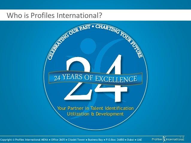 Profiles International Company Profile V 2