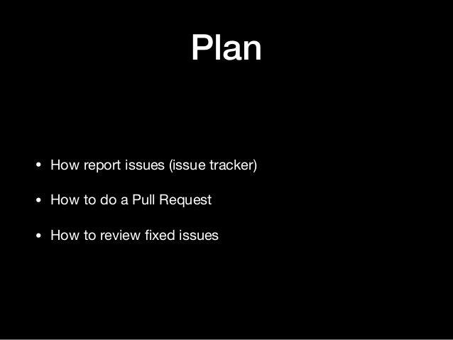 PharoTechTalk: Contributing to Pharo Slide 2