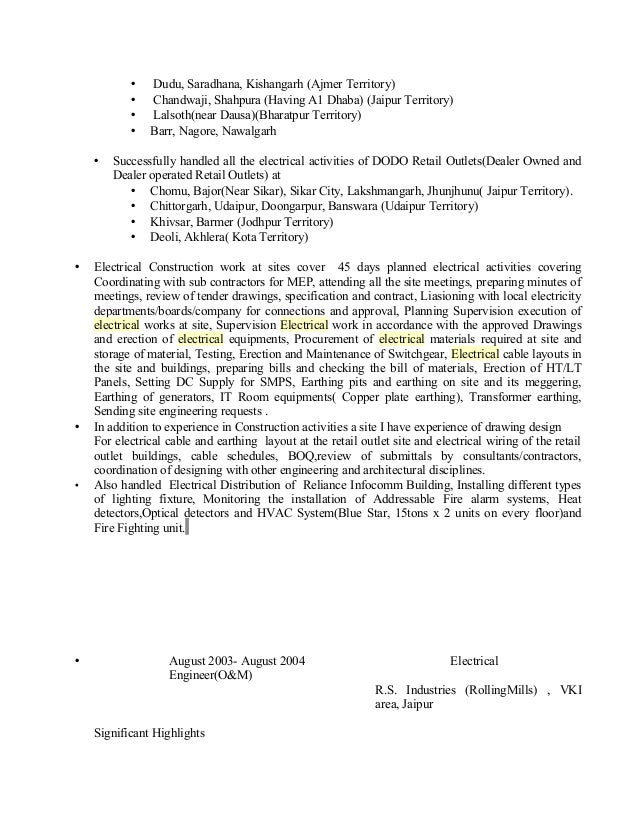 Famous Barr Engineering Resume Gallery - Administrative Officer ...