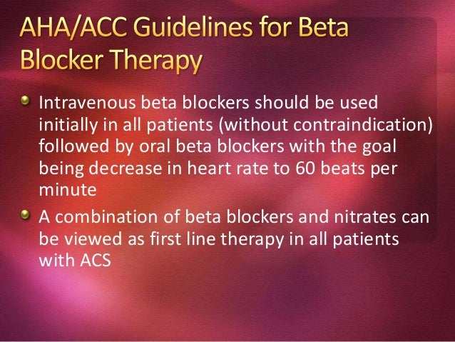 The best documented mechanism by which these agents act is to reduce ventricular remodeling over days to weeks after myoca...