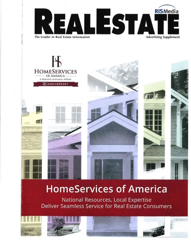 HomeServices of America offers the best of both worlds