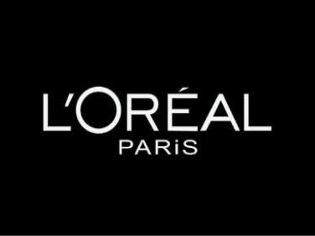 BECAUSE YOU ARE WORTH IT L'Oréal was established in 1909, and by now the company is oneof the leaders in the beauty market...