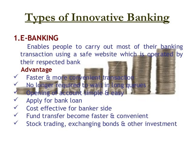 Technological innovation in indian banking sector