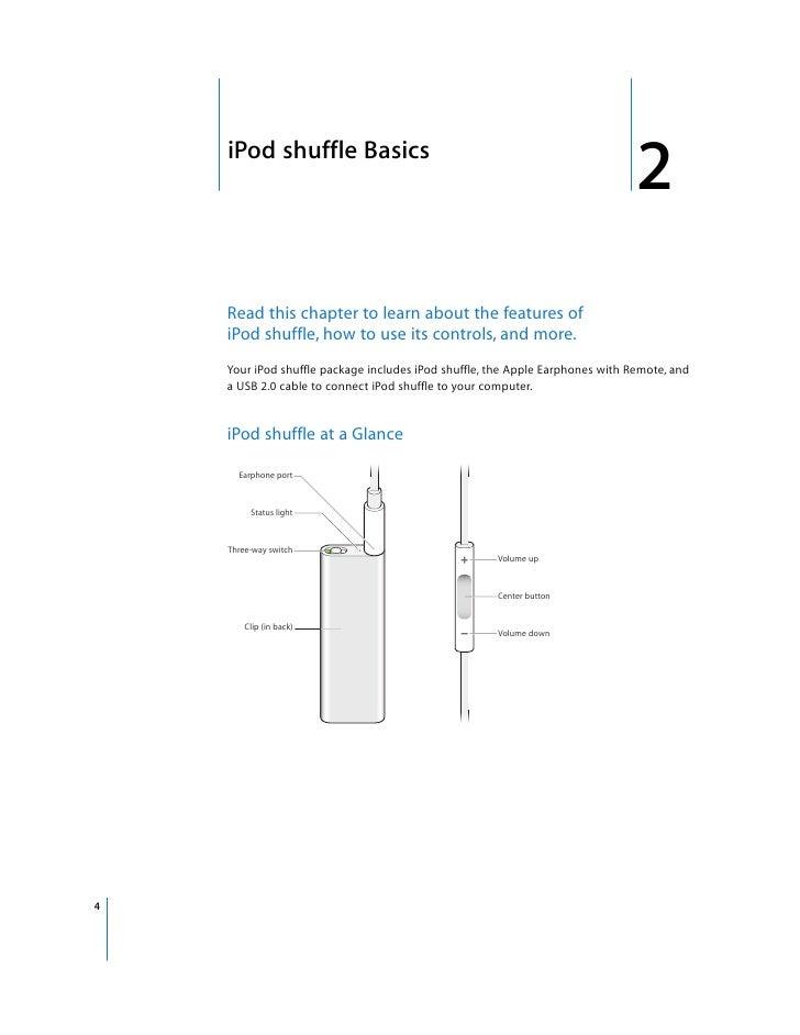 512mb ipod shuffle manual.