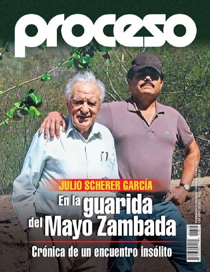 Fotos del mayo zambada revista proceso 49