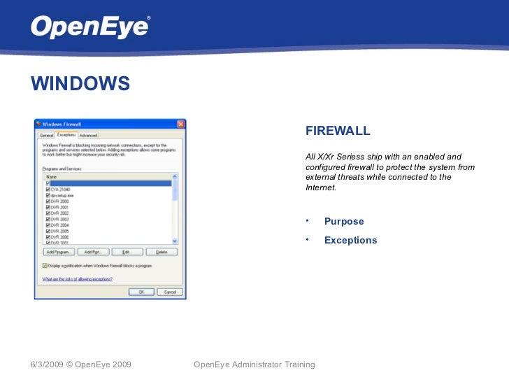 WINDOWS                                                     FIREWALL                                                     A...