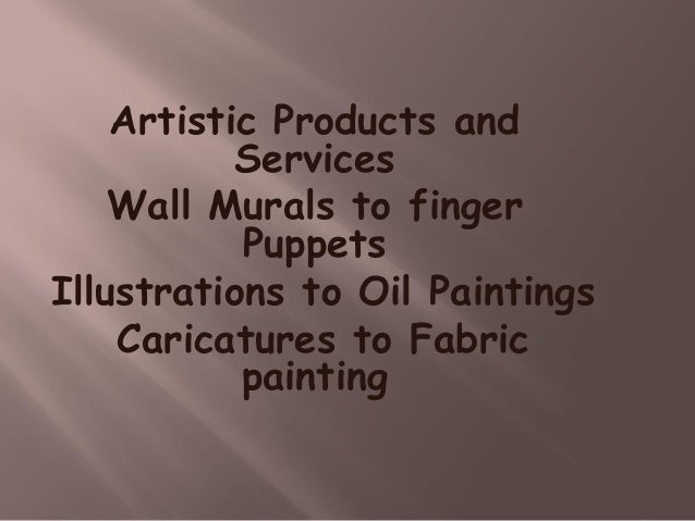 Art by Jennifer Anne Presentation and catalogue Slide 3