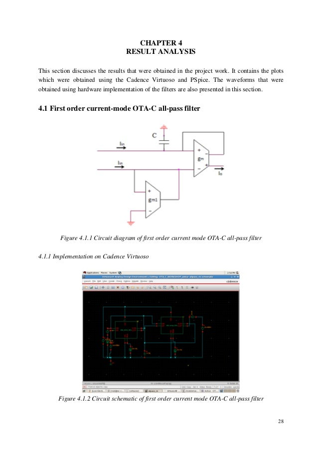 implementation of active filter using ota Active filter design using operational transconductance amplifier an active filter design using ota using operational transconductance amplifier such.