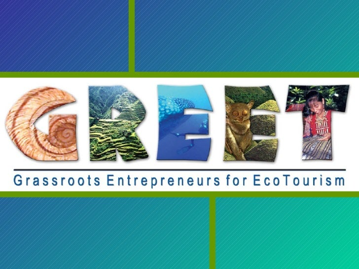 Rationale• Ecotourism a significant tool for economic and  sustainable development of the country       • Environmentally ...