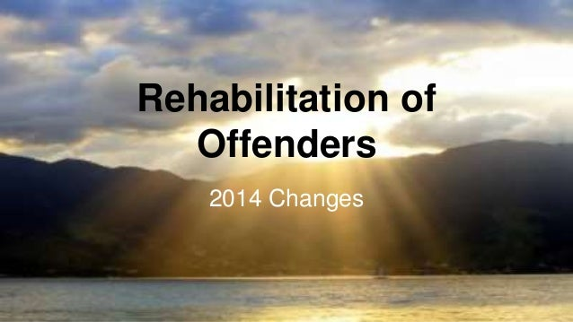 is rehabilitation of felony offenders possible The data that does exist illustrates the opposite is true: violent offenders are actually less likely to recidivate than nonviolent offenders and even less likely to commit another violent offense a 2014 study from the bureau of justice statistics found violent offenders were less likely than property, drug, and public order offenders to commit.