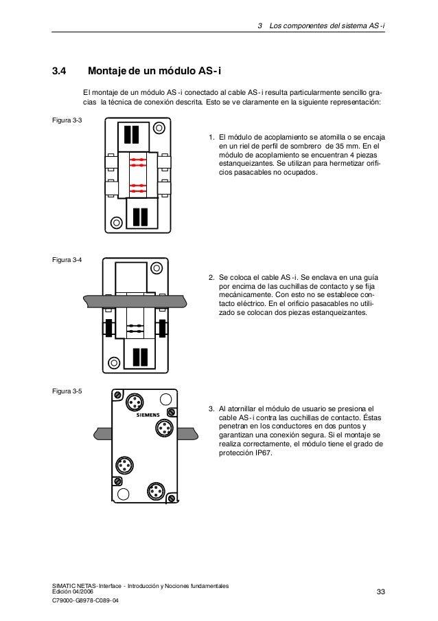 AS-Interface - Introducción y Nociones fundamentales