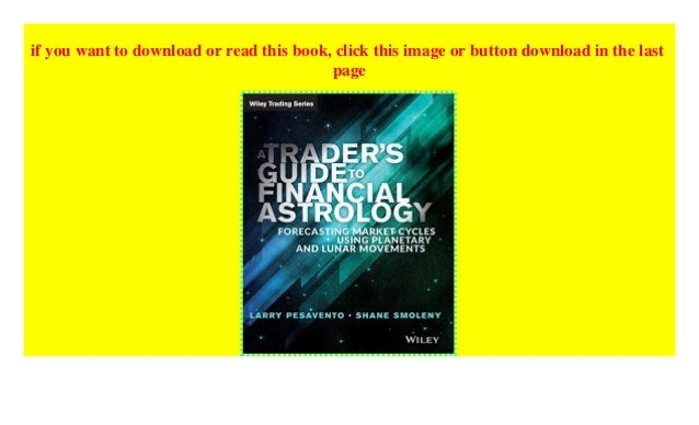 Financial Astrology Pdf