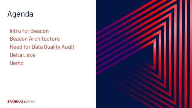 Building Data Quality Audit Framework using Delta Lake at Cerner Slide 3