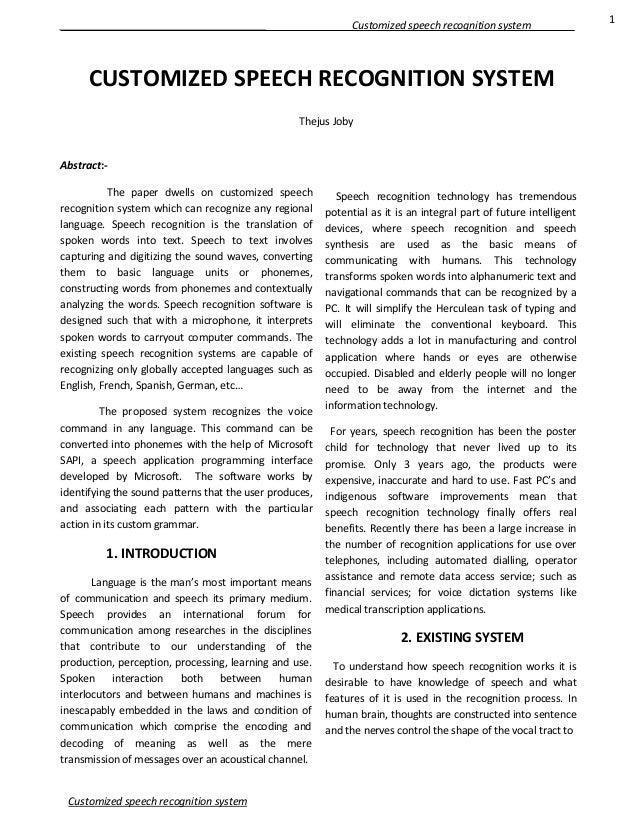 Speech Technology Magazine