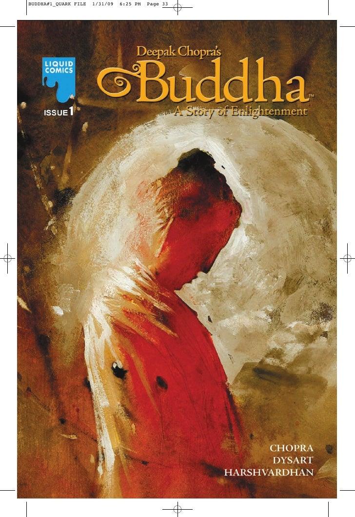 Deepak Chopra's Buddha - A story of enlightment