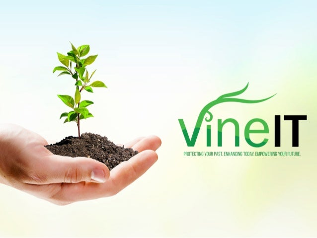 VineIT Q4 Deck - Customer