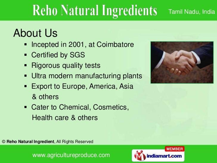 Natural Essential Oils India