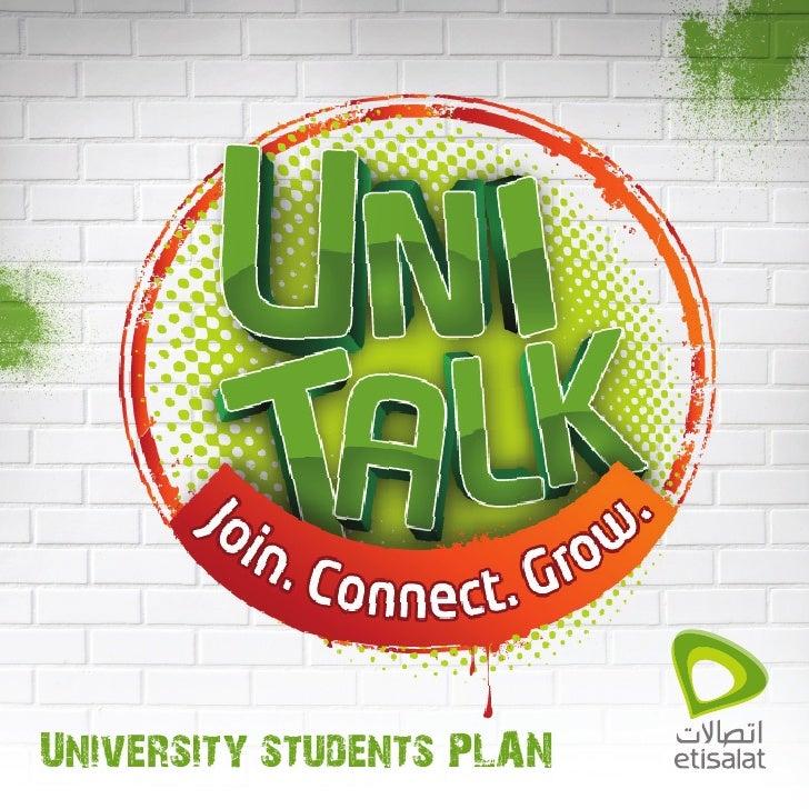 University students PLAN