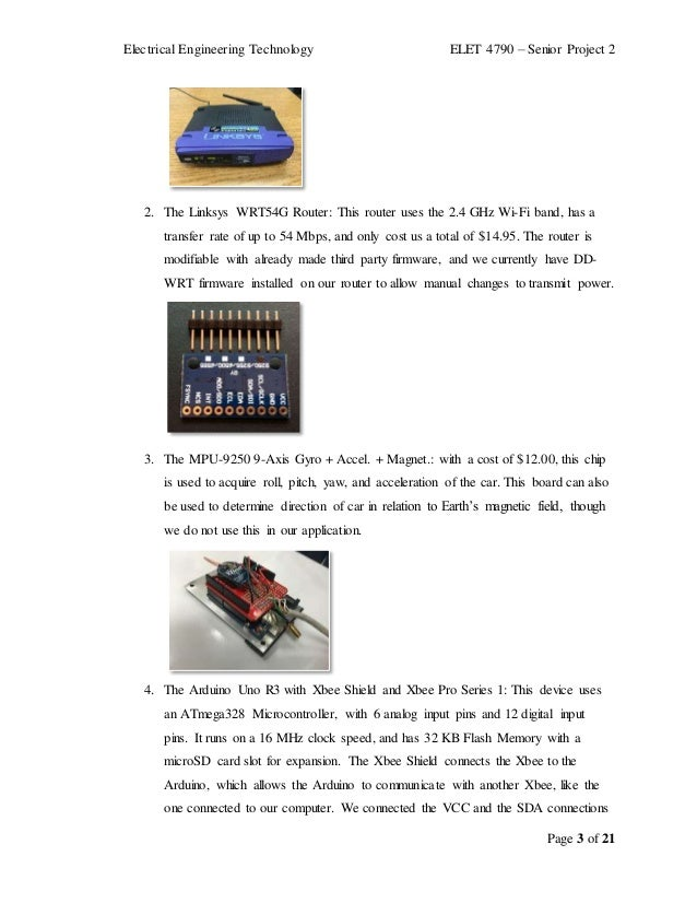 Senior Project Final Report - Real-Time Wireless Monitoring