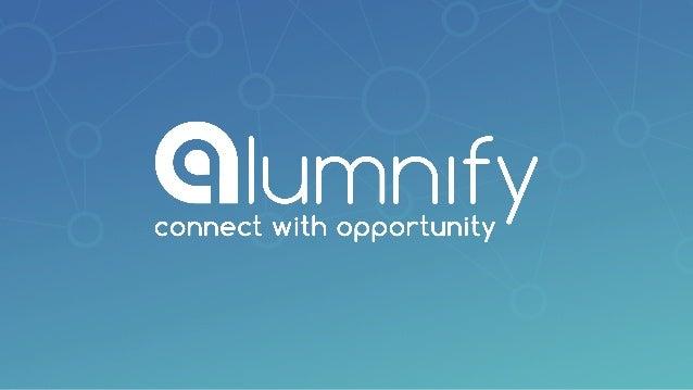 Cross CountryFraternity angel.co/alumnifyfounders@alumnify.co
