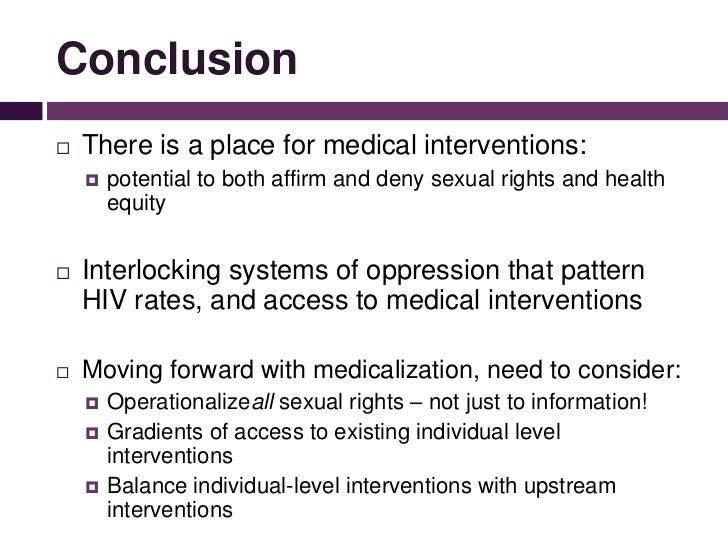 Medicalisation of homosexuality statistics