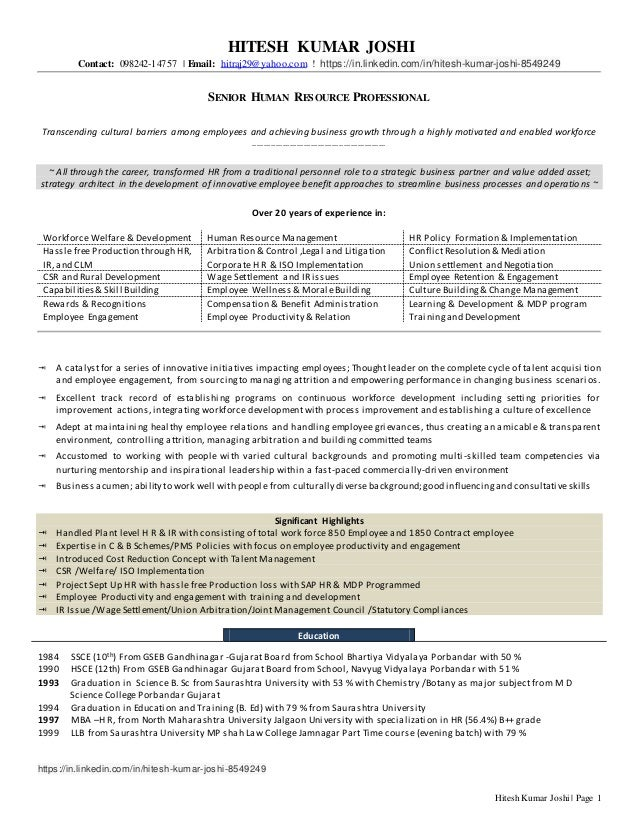 resume examples  this is appropriate resume personal statement examples  career focus statement
