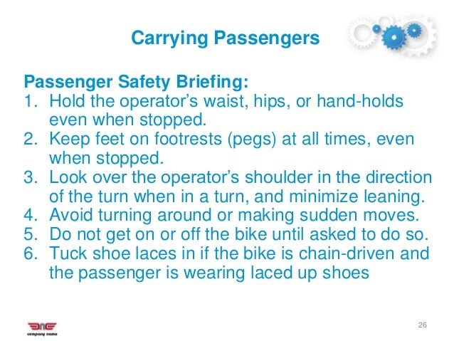 """Works Cited 33 """"Cruisin' Without Brusin'. """" U.S. DOT. And NHTSA. Sep 2004. Print. """"How to Identify Unsafe Motorcycle Helme..."""