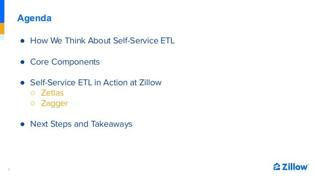 Empowering Zillow's Developers with Self-Service ETL Slide 3