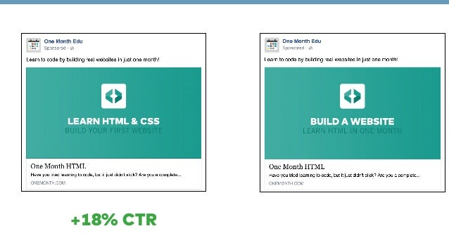 3% CONVERSION RATE 6% CONVERSION RATE  +100%  source: https://vwo.com/blog/a-b-testing-case-study-navigation-menu/