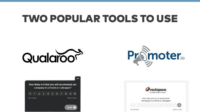TWO POPULAR TOOLS TO USE
