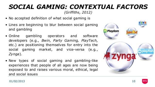 Social issue online gambling npr gambling christian