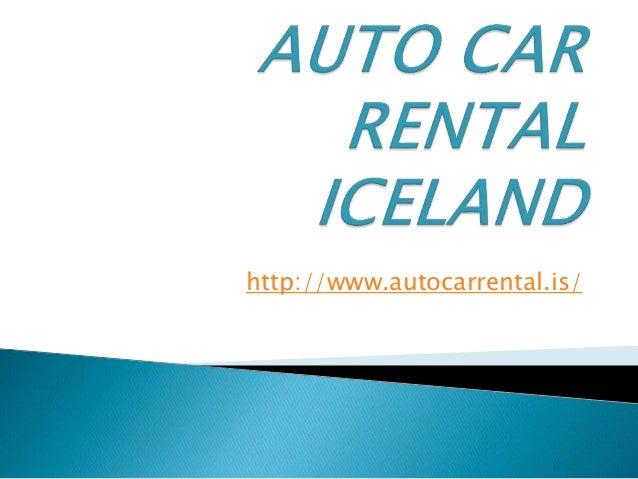 http://www.autocarrental.is/