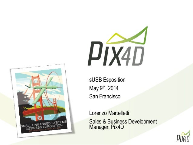 29 SUSB Expo 2014 PIX4D