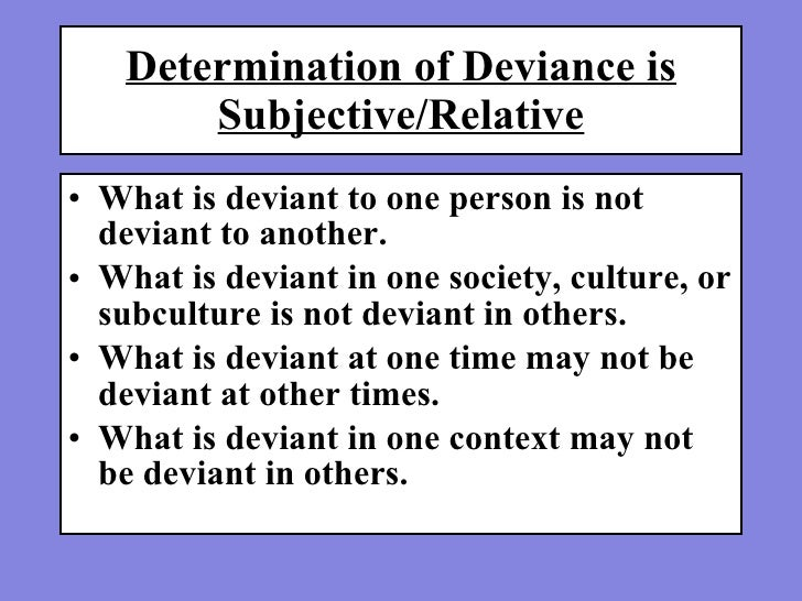 theories of deviance Lecture 09 - social psych deviance (adapted from petee 1987 sociology 530 paper handbook of social psychology handbook of sociology) i typological, or criminal types theories say criminals are different from noncriminals physically and/or psychology a lombroso's.