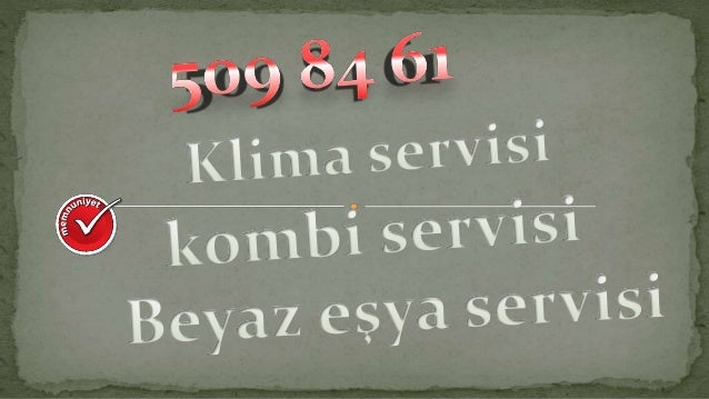 Saadetdere Servisi Cartel ~ 694_94_12_:~ Saadetdere  Cartel Klima Servisi, bakım